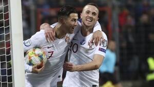 Ronaldo yine boş geçmedi