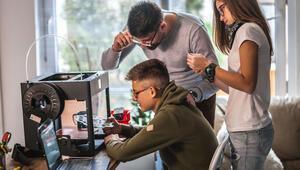 3 boyutlu yazıcılar geleceği inşa ediyor