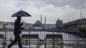 Son dakika hava durumu verisi: İstanbula yağmur geliyor