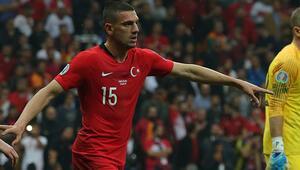 Türkiye maçının ardından Merih Demiral...