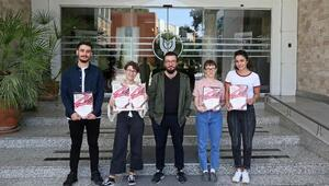 Tasarım yarışmasında Yaşar Üniversitesine ödül yağmuru