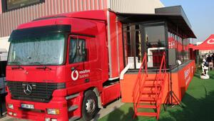 Vodafone Business Dijitalleşme Tırı Ankaraya ulaştı