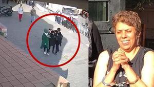 Karaköyde başörtülü kızlara yumruk atmıştı Komşuları konuştu: Psikopat, saldırgan bir insan