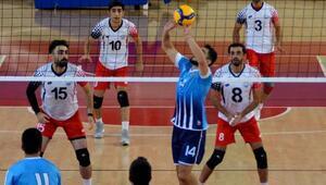 Melikgazi Belediyespor-Konya Büyükşehir Belediye Spor Kulübü: 3-2