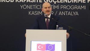Bakan Soylu: Türkiyenin komşuları son 3- 4 ayda birkaç defa değişti