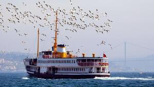 İstanbulda vapur seferleri normale döndü