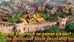 Age Of Empires 4 ne zaman çıkıyor İlk görüntüler böyle yayınlandı