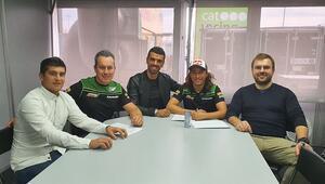 Motosikletçi Can Öncü, Turkish Racing Teame transfer oldu