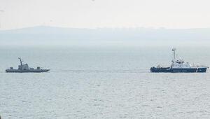 Rusya, Kerç Boğazında el koyduğu gemileri Ukraynaya teslim etti