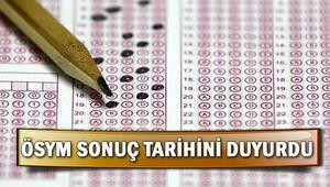ÖSYM tarihi duyurdu 2019 YÖKDİL sınav sonuçları ne zaman açıklanacak
