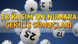 On Numarada büyük ikramiye 1 kişiye çıktı 18 Kasım MPİ On Numara çekiliş sonuçları ve sorgulama ekranı