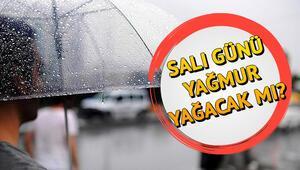 Yarın hava nasıl olacak, yağmur yağacak mı 19 Kasım Salı Türkiye geneli hava durumu