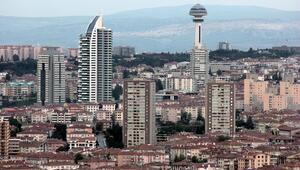 Ankara'da geçen ay 13 bin konut satıldı