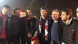 Ertuğrul Sağlam, Samsuna geldi 5 yıllık sözleşme...