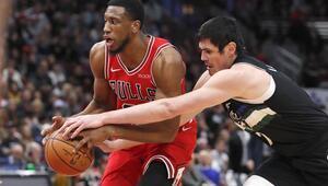 NBAde gecenin sonuçları | Ersanlı Bucks, deplasmanda Bullsu devirdi