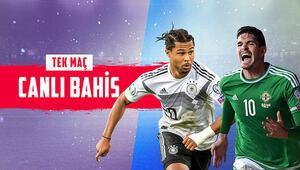 Euro 2020 eleme grubu maçlarına Misli.comda CANLI BAHİS oyna