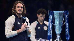 Son 18 yılın en genç şampiyonu: Stefanos Tsitsipas