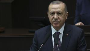 Son dakika: Cumhurbaşkanı Erdoğan'dan grup toplantısında önemli açıklamalar