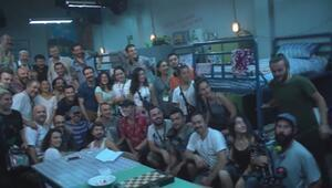Rekorlar kıran '7. koğuştaki mucize' filminin kamera arkası yayınlandı