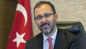 Gençlik ve Spor Bakanlığından Bursaya 85 milyon liralık yatırım