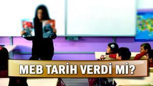 2020 MEB öğretmen ataması ne zaman yapılacak