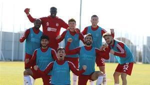 Lider Sivasspor, 3 eksikle Kayserispora hazırlanıyor