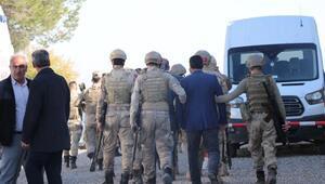 Mahallede başlayan silahlı kavga karakolda da sürdü: 6 yaralı