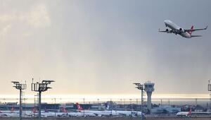 Türk hava sahası kara yolunu aratmadı