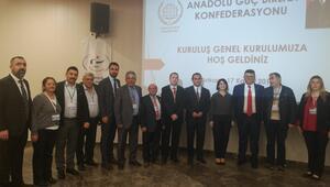 Anadolu Güç Birliği Konfederasyonu kuruldu
