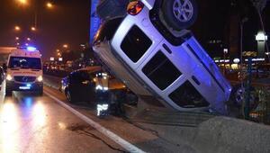 Kadıköydeki zincirleme kaza trafiği felç etti