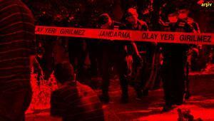 Vahşi cinayet Öldürüldükten sonra ateşe atıp yakmış