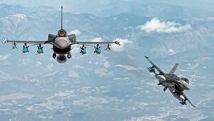 Son dakika: Irak'ın kuzeyine hava harekatı 10 terörist etkisiz hale getirildi