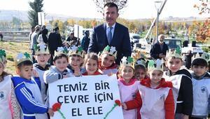 Ankaraya nefes çocuklara meyve