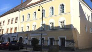 Adolf Hitlerin doğduğu ev polis merkezi olacak