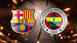Barcelona - F.Bahçe Beko maçı ne zaman, saat kaçta ve hangi kanaldan canlı yayınlanacak