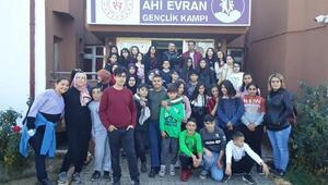 Kırşehirde ara tatil kampı