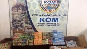 Antalyada Duman-8 operasyonu