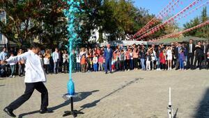 BİLSEM öğrencileri projelerini tanıttı