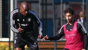 Beşiktaşta Atiba sevinci Takımla çalışmalara başladı...