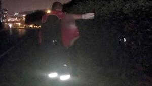 Mezarlıkta çırılçıplak bulunmuştu İstanbul Emniyet Müdürlüğünden açıklama...