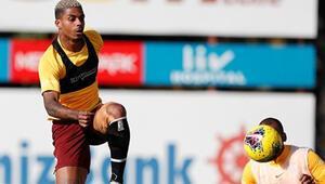 Galatasarayda Lemina sevinci