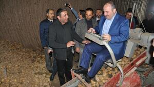 Bakan Varank: İlk özel tohum sertifikasyon merkezi Nevşehirde kurulacak