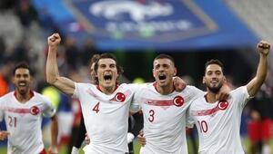 EURO 2020 öncesi açıklandı Türkiye...