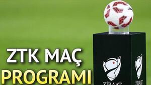 Ziraat Türkiye Kupası 5. tur maçları ne zaman