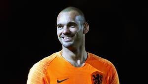 Wesley Sneijder olay oldu Lionel Messi ve Ronaldo benzetmesi...
