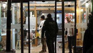 Restoranda korkunç olay 1 ölü, 4 yaralı