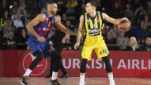Fenerbahçe Beko, Barcelonaya farklı mağlup oldu