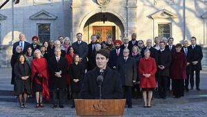 Kanadada yeni hükümet kuruldu