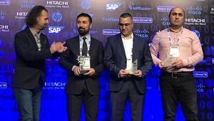 Türkiyenin Teknoloji Kaptanları ödülleri sahiplerini buldu