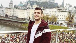 Bilal Sonses Avrupa turnesinde